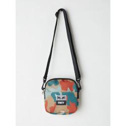 OBEY, Drop out traveler bag, Drip camo