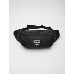 OBEY, Drop out sling pack, Black