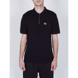 OBEY, Tone polo ss, Black
