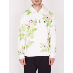 OBEY, Brainiac hood, White multi