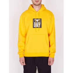 OBEY, Split eyes hood, Gold