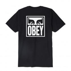 OBEY, Obey eyes icon, Black