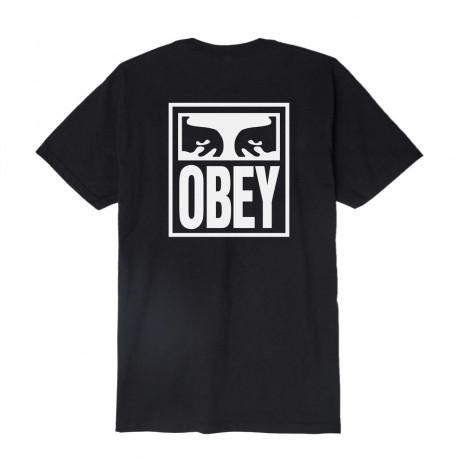 Obey eyes icon - Black
