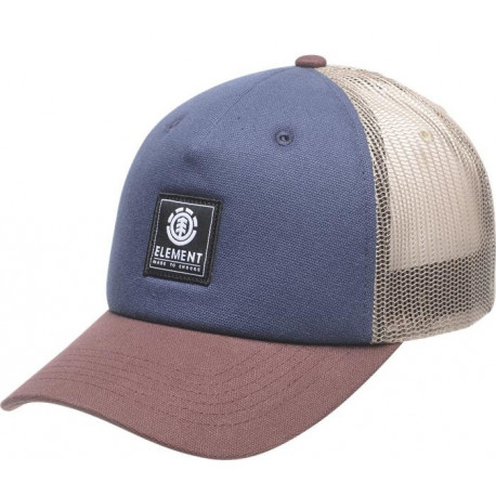 Icon mesh cap - Chocolate