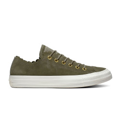 CONVERSE, Chuck taylor all star frilly thrills ox, Field surplus/gold/egret