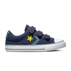 CONVERSE, Star player 3v ox, Obsidian/celestial teal