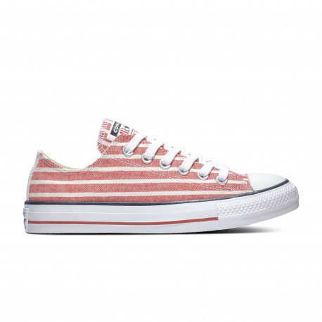 Chuck taylor all star ox - Gym red/egret/white