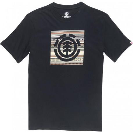 Indiana logo block s - Flint black