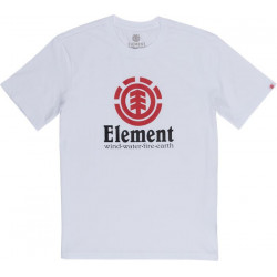 ELEMENT, Vertical ss, Optic white