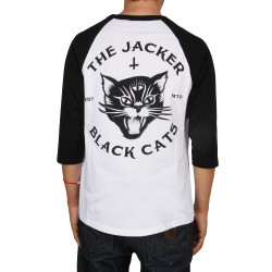 JACKER, Black cats, White/black