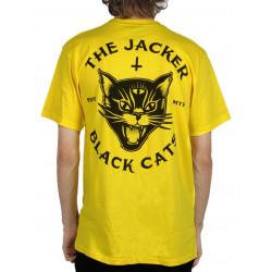 JACKER, Black cats, Jaune