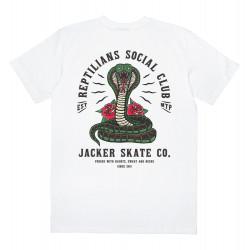 JACKER, Social club, White