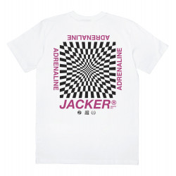 JACKER, Full speed, White