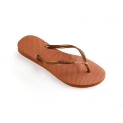 HAVAIANAS, Slim, Orange bronze