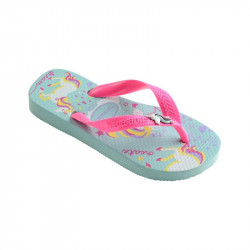 HAVAIANAS, Kids fantasy, Ice blue/shocking pink