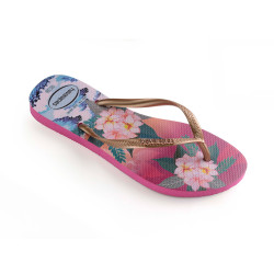 HAVAIANAS, Slim tropical sunset, Hollywood rose