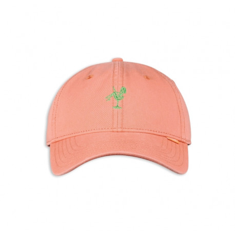 Dad cap washed girl - Apricot