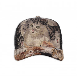 DJINNS, Hft cap wlu cat2, Black