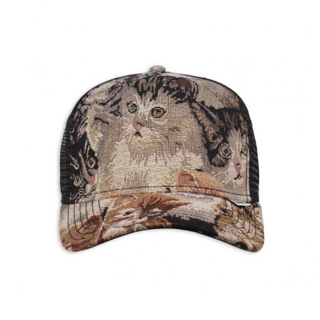 Hft cap wlu cat2 - Black