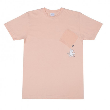 Hang in there tee - Peach