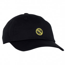 RIPNDIP, Hooked dad hat, Black