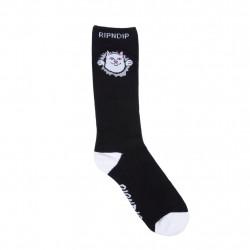 RIPNDIP, Nermamaniac socks, Black