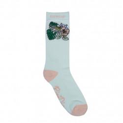RIPNDIP, Tropicalia socks, Blue