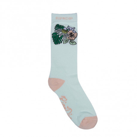 Tropicalia socks - Blue