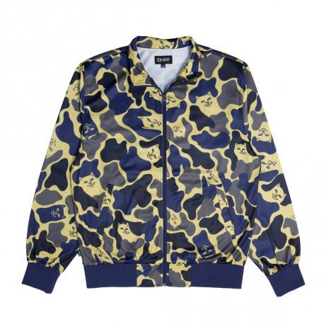 Nerm camo track jacket - Tropic camo