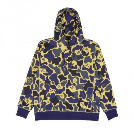 Nerm camo pullover sweater - Tropic camo