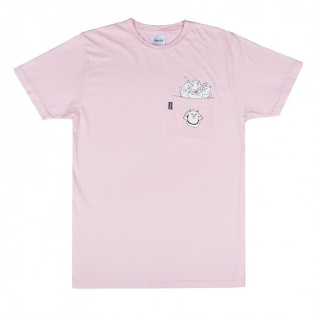 Nermamaniac tee - Pink
