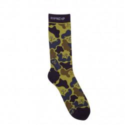 RIPNDIP, Nerm camo socks, Tropic camo