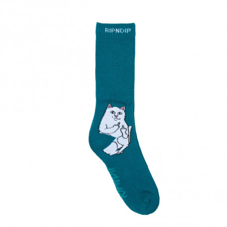 Lord nermal socks - Aqua