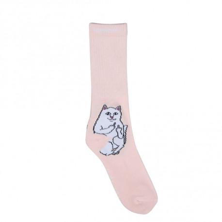 Lord nermal socks - Pink