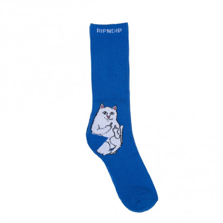Lord nermal socks - Royal