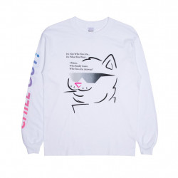 RIPNDIP, Chill out/s, White