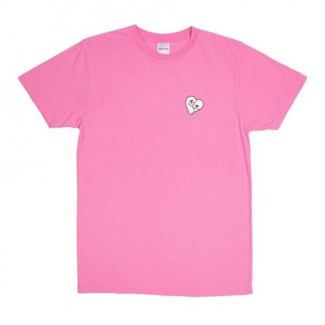 Love nerm tee - Pink