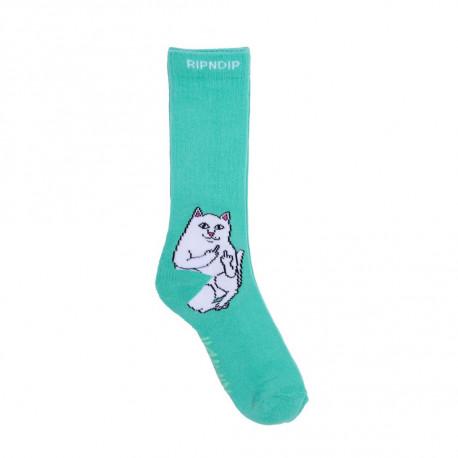 Lord nermal socks - Mint