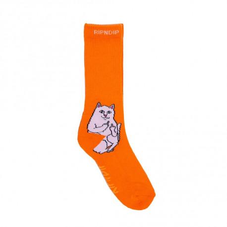 Lord nermal socks - Orange