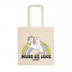 RIPNDIP, My little nerm tote bag, Natural