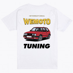 WEMOTO, Tuning, White