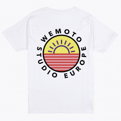 WEMOTO, Good life tee, White