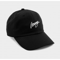 WRUNG, Sign logo, Black
