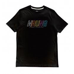 WRUNG, Neon, Black