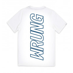 WRUNG, Solid, White