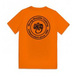WRUNG, Stamped, Orange