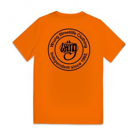 Stamped - Orange