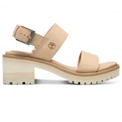 TIMBERLAND, Violet marsh 2-band sandal, Hazelnut