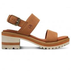 TIMBERLAND, Violet marsh 2-band sandal, Saddle