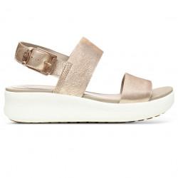 TIMBERLAND, Los angeles wind 2 bands sandal, Rose gold